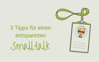 Smalltalk Tipps mit denen Netzwerken Spaß macht